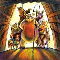 Animales en la fantasía juvenil
